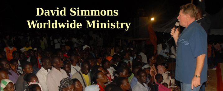 David Simmons Worldwide Ministry